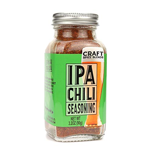 IPA Chili Seasoning - Craft Spice Blends - 3.2oz