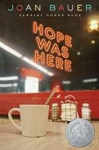 Hope Was Here (Newbery Honor Book)