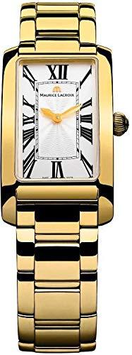 Maurice Lacroix Fiaba FA2164-PVY06-114 Damenarmbanduhr Sehr Elegant