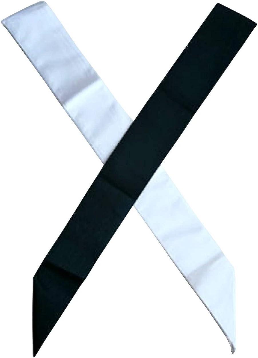 Masonic collars - ASSR - 17th degree (2pcs)