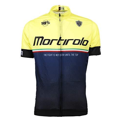 Level Maillot de cyclisme à manches courtes Mortier unisexe (XXXL)