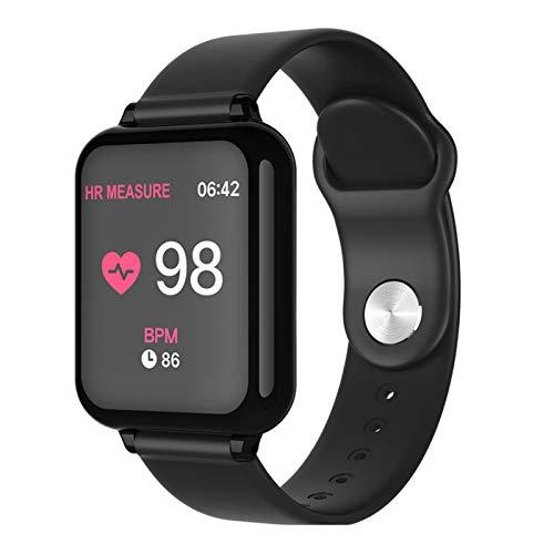GAOYOO Smart Uhren Wasserdicht Sport Für Telefon Smartwatch Herzfrequenzmesser Blutdruckfunktionen Für Frauen Männer Kind