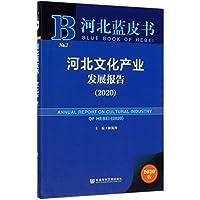 河北蓝皮书:河北文化产业发展报告(2020)