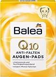 Balea Q10 Anti Wrinkle Eye Pads, 12 pcs - German product