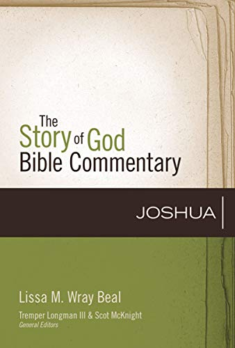 Image of Joshua (6) (The Story of God Bible Commentary)
