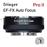 Fringer EF-FX PROII Auto Focus Mount Adapter Built-in Electronic...