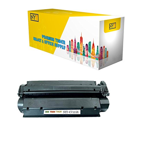 New York Toner Compatible Toner Cartridge Replacement for HP C7115X ( Black , 1-Pack )