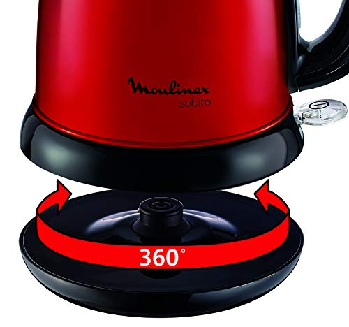 Moulinex-Subito-BY540510-Red-Kettle-Edelstahl