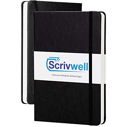 libretas con hojas punteadas fabricante Scrivwell