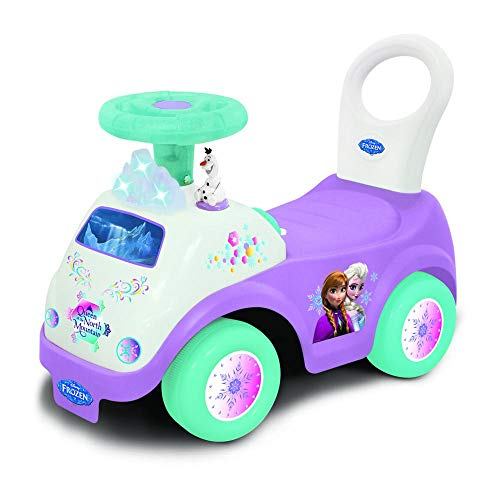 Limited Girls Frozen Activity Ride-On