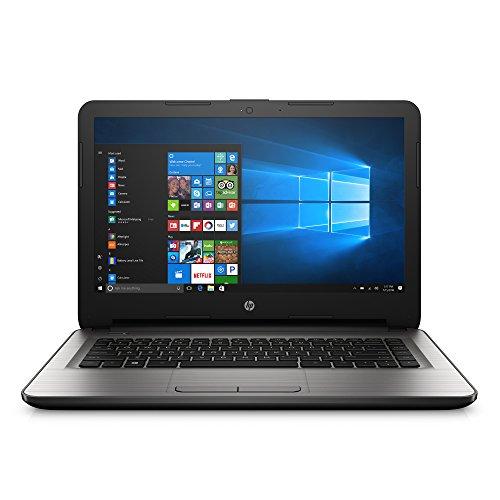 HP 14-an013nr 14-Inch Notebook (AMD E2, 4GB RAM, 32 GB Hard Drive) with Windows 10
