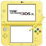 Nintendo Pikachu Yellow Edition New Nintendo 3DS XL Console...