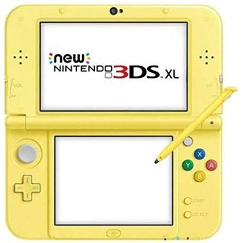 Nintendo Pikachu Yellow Edition ...
