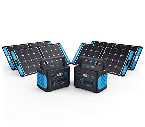Generark HomePower One Solar Generator For Homes
