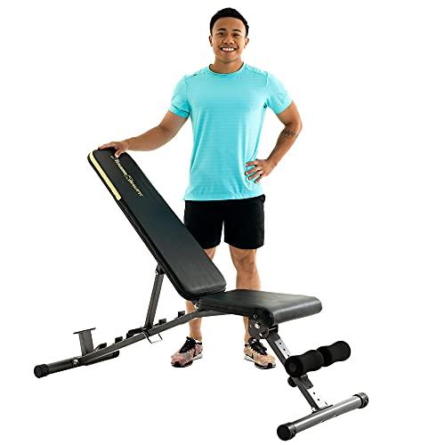 Banco para levantar pesas 1000 Super Max Reality Fitness., Multi