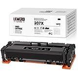 LEMERO SUPERX Toner  sin Chip  Compatible para HP 207X 207A W2210X W2211X W2213X para HP Color Laserjet Pro M255dw MFP M282nw M283cdw M283fdw