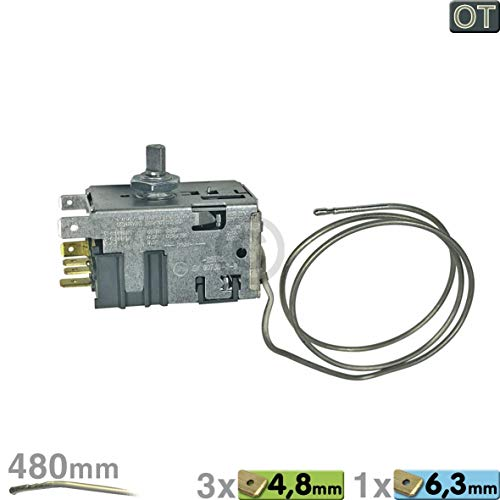 THERMOSTAT Danfoss 25T65 EN60730-2-9 Wichtige Nr. 077B6702 BSH Original Siemens Nr. 171320