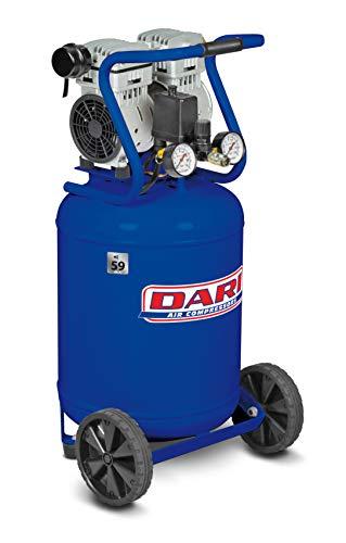 Dari B2DV2G4FDR681 Compressore Siltek Verticale Silenzioso 1,3HP
