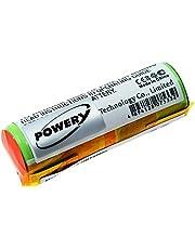 Powery Batería para Cepillo de Dientes Oral-B Triumph 9000