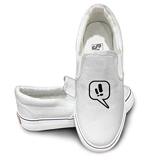K KomForme Toddler Sneakers Boys & Girls Slip On Canvas Shoes Yellow
