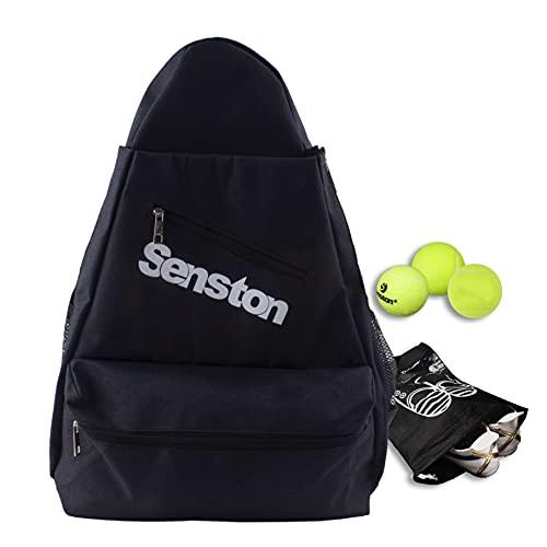 Senston Borsa per racchette da tennis Borsa sportiva multifunzione