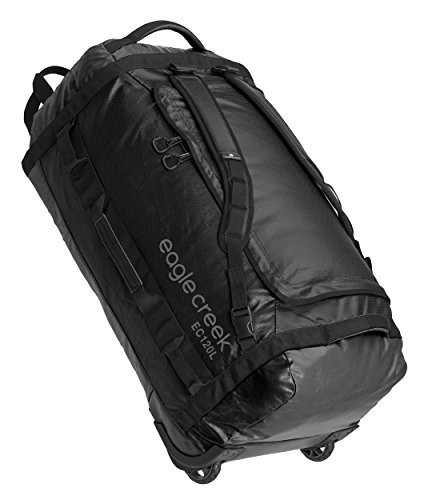 Eagle Creek Ultra-Light Cargo Hauler Rolling Duffel XL, Roller Case, 82 cm,120 L, Black