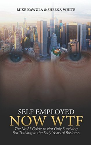 Self-Employed: Now WTF: The No BS Guide to Not Only Surviving but Thriving in the Early Years of Business