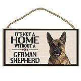 Imagine This Wood Sign for German Shepherd Dog Breeds