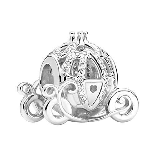 Nuovo fascino di moda Mongolfiera originale Dream Catcher House Beaded Fit Original Ladies Bracciale collana gioielli regalo-AF0008