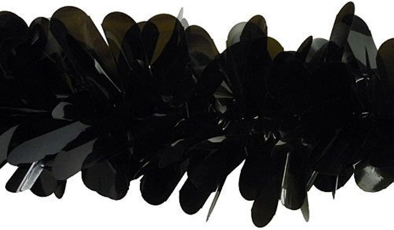 Black Vinyl Festooning Parade Decoration by Shindigz