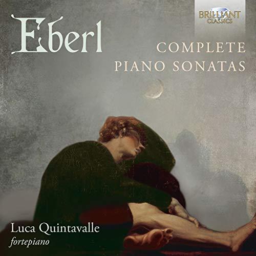 Eberl: Complete Piano Sonatas