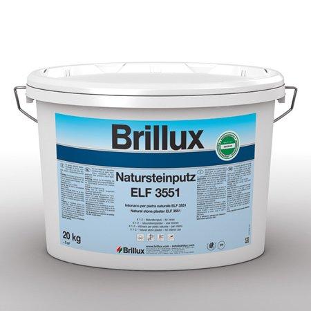 Brillux K1- 2- Natursteinputz 3551 Elf 20 Kilo Ton 6170