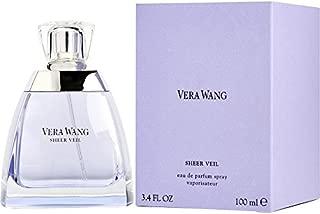 VERA WANG SHEER VEIL by Vera Wang - Eau De Parfum Spray 3.4 oz