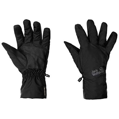 Jack Wolfskin TEXAPORE BASIC GLOVE wasserdichte Handschuhe, black, M