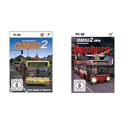 OMSI 2: Der Omnibussimulator 2 & OMSI 2: Hamburg Tag & Nacht (Add-on)