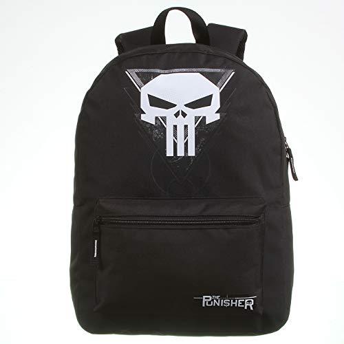Mochila G, Punisher / O Justiceiro, DMW Bags, 11820, Preto