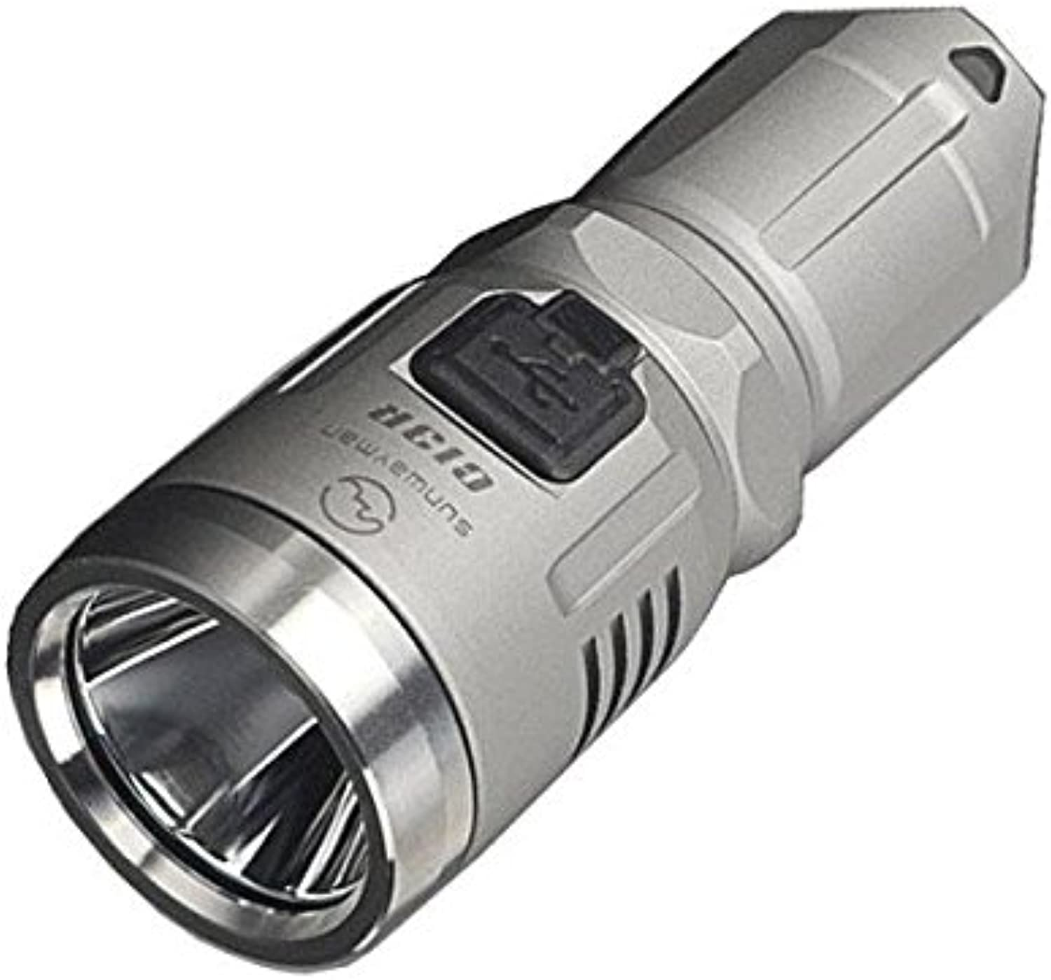 Sunwayman C13R XM-L2 U3 USB Rechargeable Super Compact Flashlight -380 Lumens -Available in grau or schwarz
