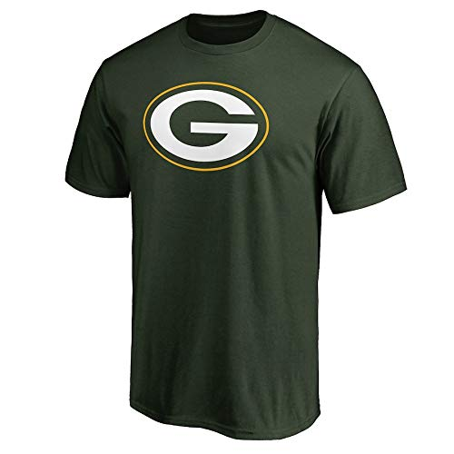 Green Bay Packers Shirt/T-Shirt ** Primary Graphic ** (M)
