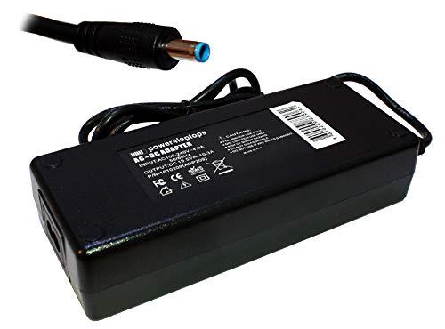 Power4Laptops Adaptador Fuente de alimentación portátil Cargador Compatible con HP Omen 15-dc0029na