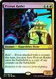 英語版フォイル イクサランの相克 Rivals of Ixalan RIX 変幻の襲撃者 Protean Raider マジック・ザ・ギャザリング mtg