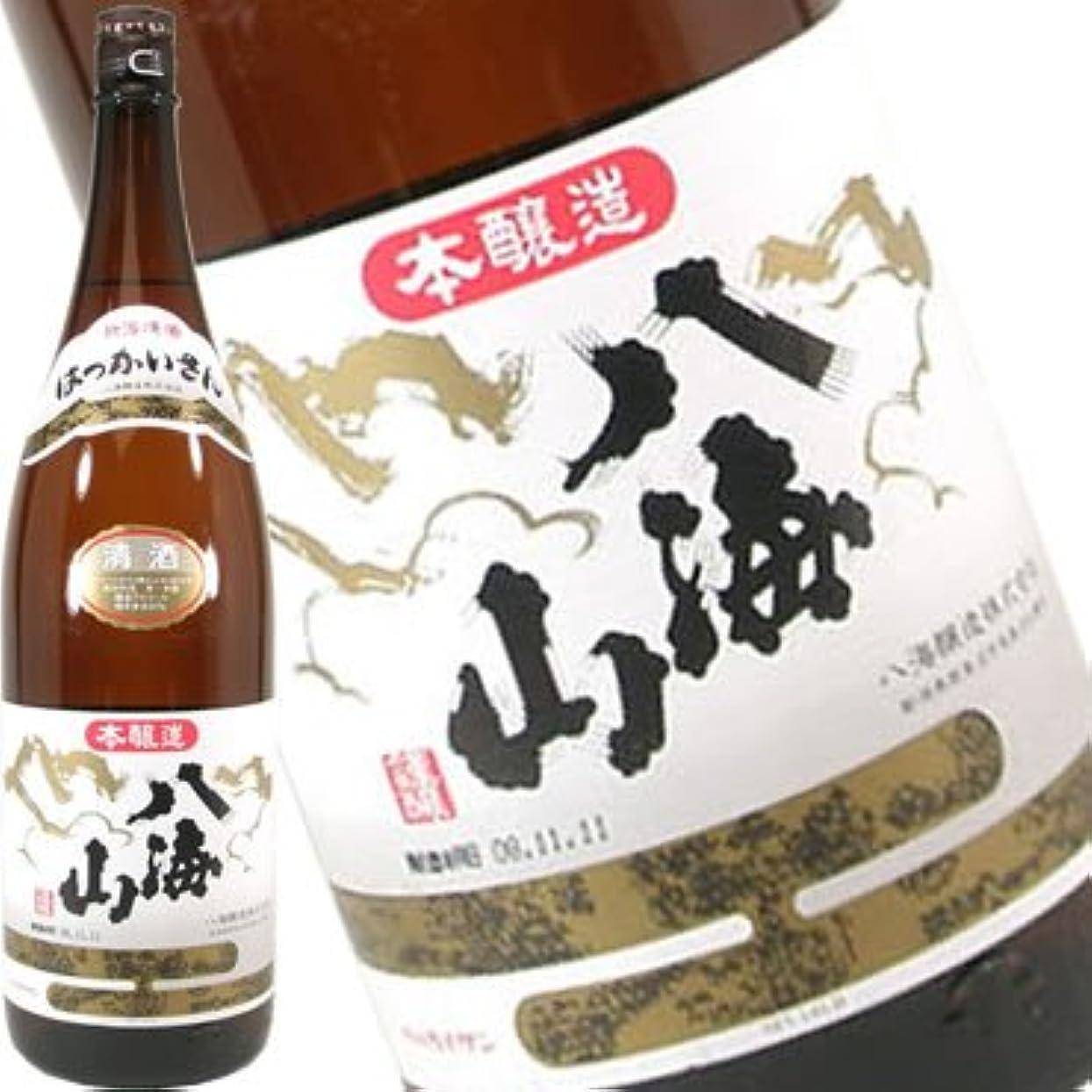 意識克服する差別する八海醸造 八海山 本醸造 1800ml(日本酒)