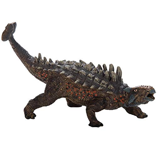 Zerodis Figura de Dinosaurio Ankylosaurus de 6