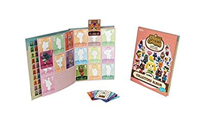 Animal Crossing amiibo Cards Collectors Album - Series 4 (Nintendo 3DS/Nintendo Wii U)