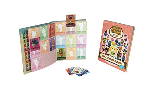 Nintendo - Pack De 3 Tarjetas amiibo Animal Crossing HHD + Álbum - Serie 4