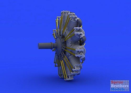 Eduard Brassin 1:48 - SSW D.III Engine (Eduard)
