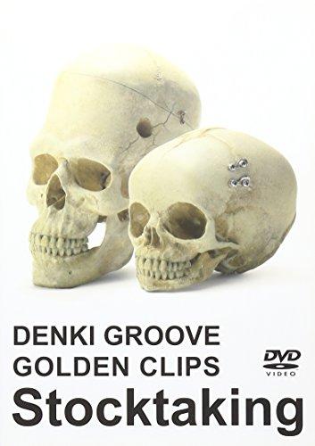 電気グルーヴのゴールデンクリップス~Stocktaking [DVD]