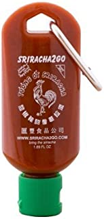 Sriracha Refillable Keychain 1.69oz (Ships Empty)
