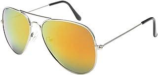 ZEVONDA Sport Sunglasses - Men/Women Vintage UV400 Protection Driving Glasses Eyewear Cycling/Fishing/Biking/Golf Goggles Outdoor Sports Sunglasses