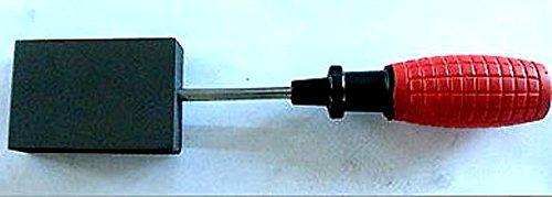 Devardi Glass Lampwork Beadmaking Block Graphite Marver