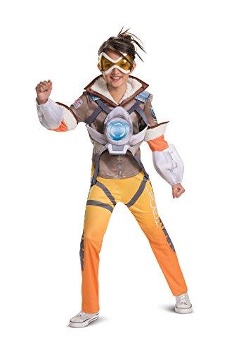 Disguise Tracer Deluxe Child Costume, Multi Color, Medium/(7-8)